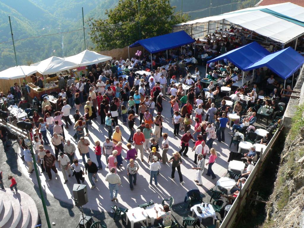 Andagna - Festa della Castagna