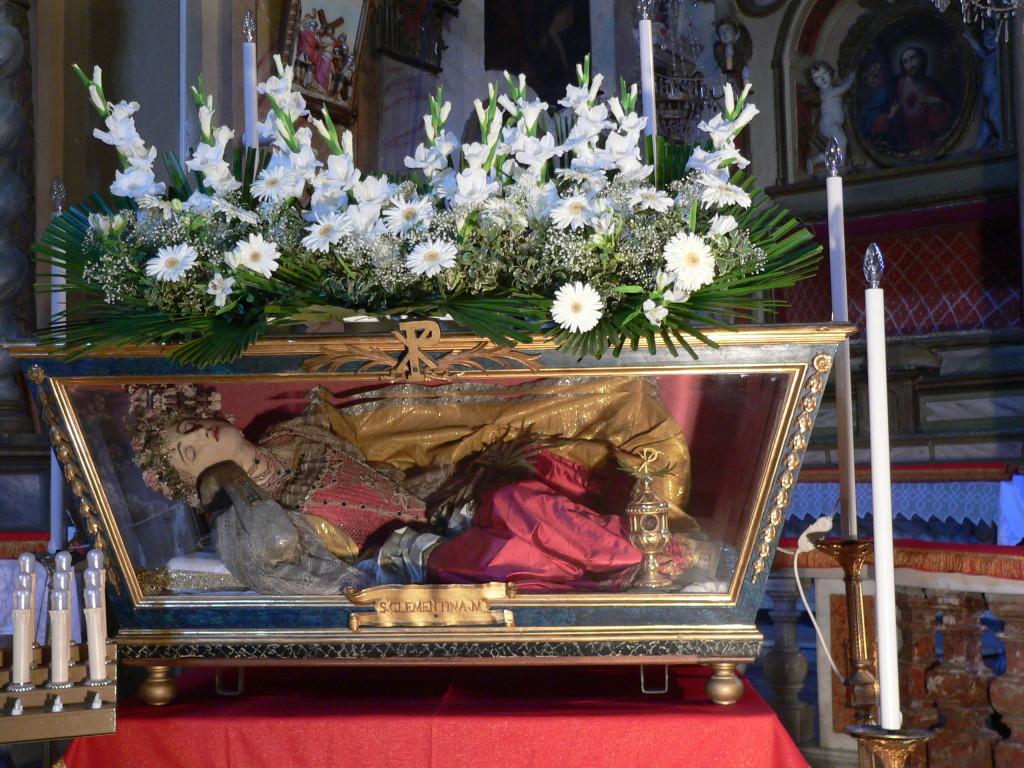 Santa Clementina Andagna