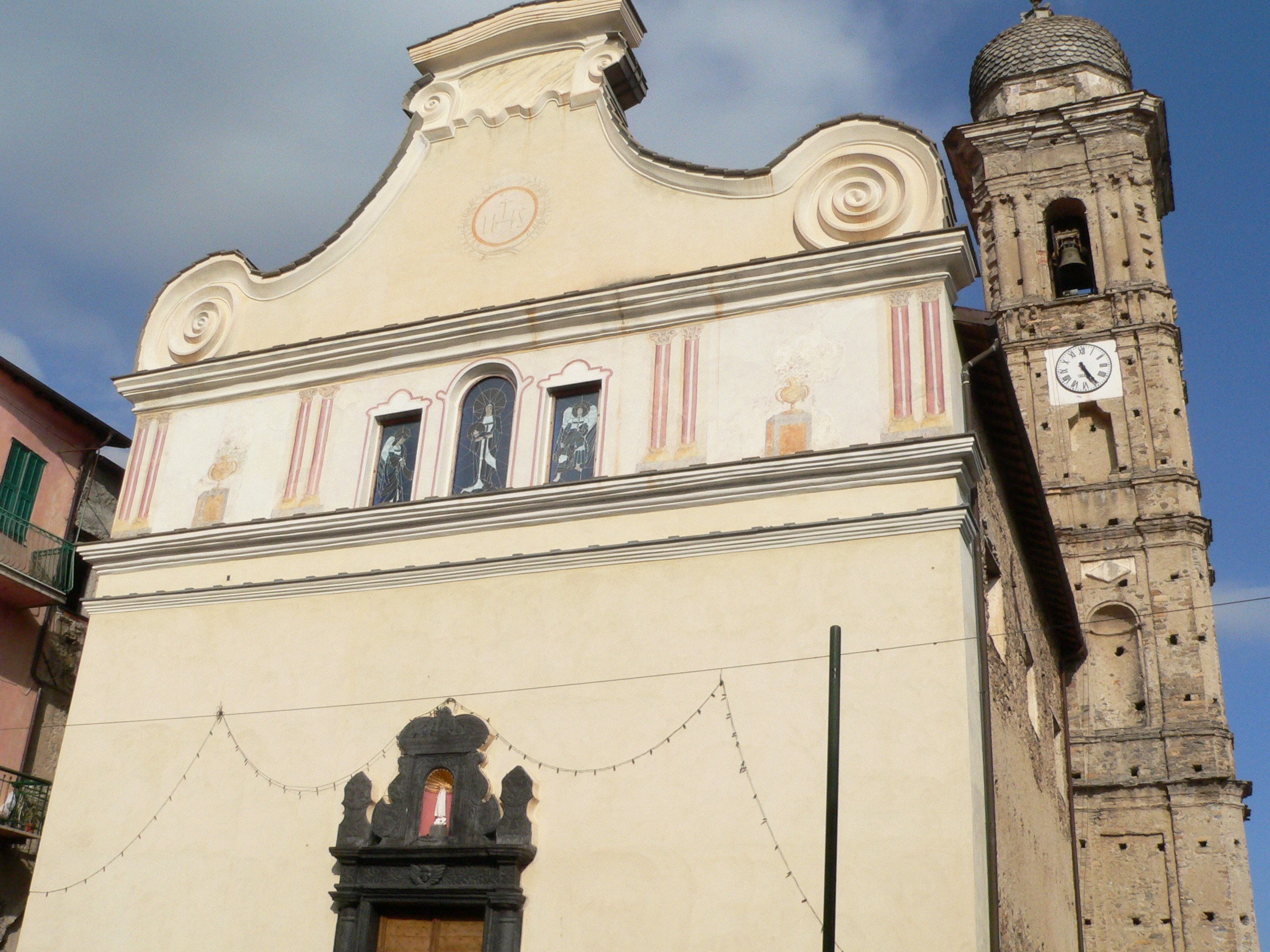 Chiesa Parrocchiale Andagna