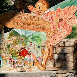 Il paese dei balocchi - Andagna