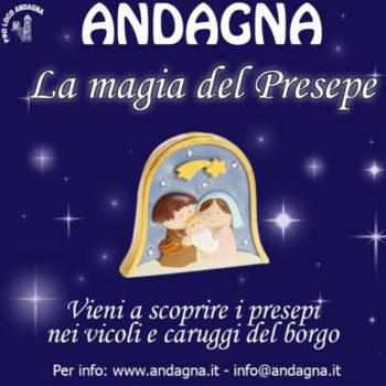 La magia del presepe Andagna